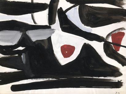 NESTLÉ Jacques (1907-1991) Composition...