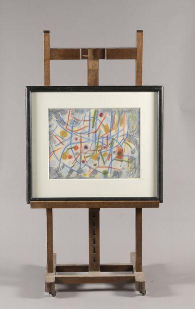 GERMAIN Jacques (1915-2001) Composition...