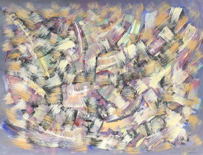 CHEVALIER Jacques (1924-1999)  Composition...