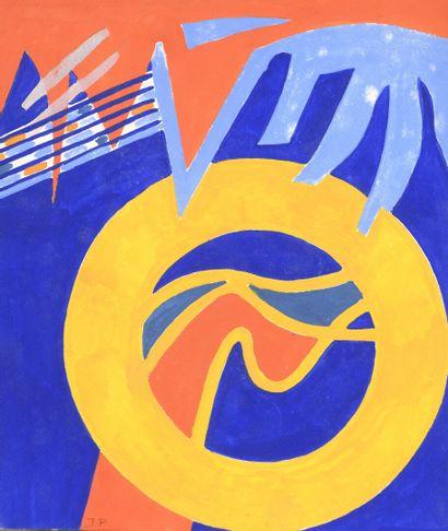 PICHETTE James (1920-1996)  Composition...