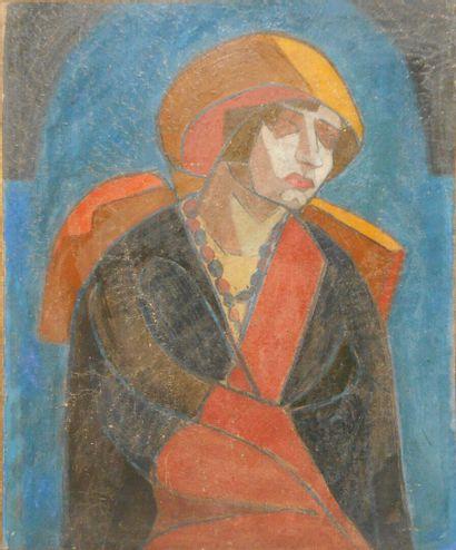 Arthur KOLNIK  (Stanislawów 1890 1972 Paris)...