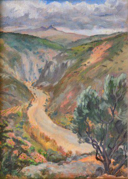 Adolphe MILICH  (Tyszowice 1884 -1964 Paris)...