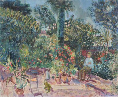 László BARTA  (Nagykrös 1902 1961 Saint-Tropez)...