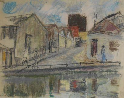 Willly EISENSCHITZ  (Wien 1889 1974 Paris)...