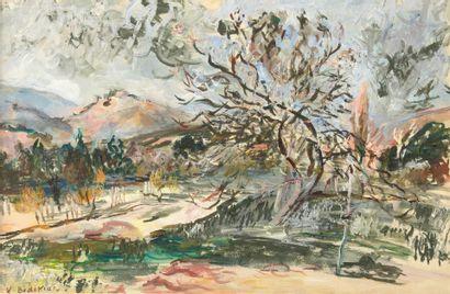 Krilor BEDIKIAN (Ankara 1908 - 1981 Paris)...