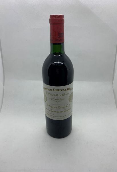 1 bouteille de Château CHEVAL BLANC 1er Grand...