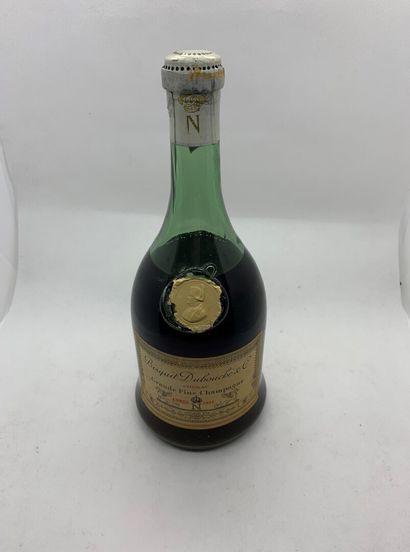1 bouteille de COGNAC NAPOLEON BISQUIT &...