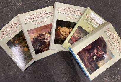 Lee Johnson - The Paintings of Eugène DELACROIX....