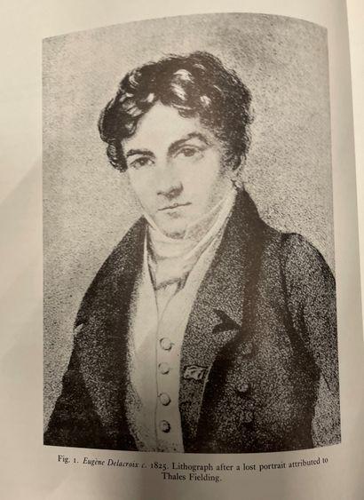 Lee Johnson - The Paintings of Eugène DELACROIX. A critical catalogue. Clarendon...
