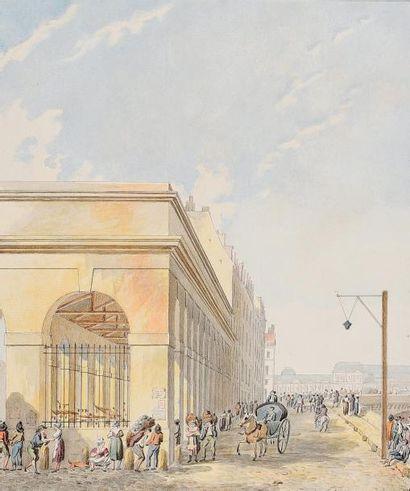 Félicie MEUNIÉ d'après Pierre-François Léonard FONTAINE (Pontoise 1762 - Paris 1853)...