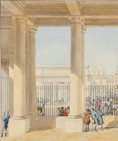 Pierre-François-Léonard FONTAINE (Pontoise 1762 - Paris 1853)