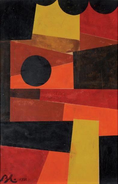 Boris LACROIX (1902-1984)
