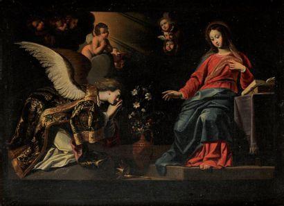 Attribué à Gérard SEGHERS (1591-1651)