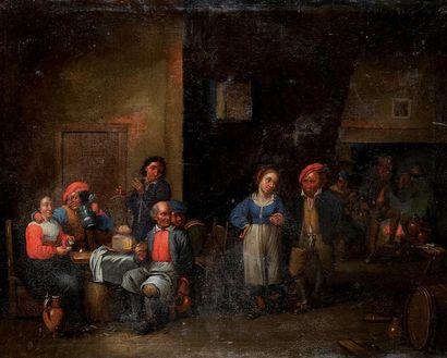 École flamande du XVIIIème siècle