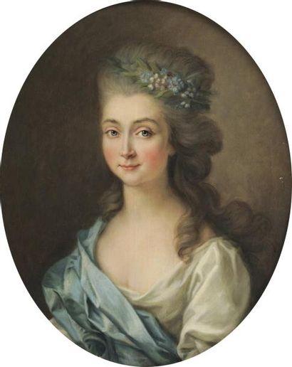 École française dans le goût du XVIIIème siècle