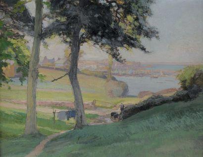 BAESCHLIN Pierre (1886-1958)