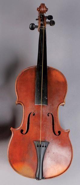 Violon de Patrick FRANOT, faît à Mirecourt...