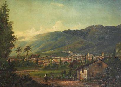 Fritz Sigfried G. MELBYE (1826-1896)