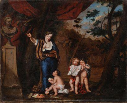 Entourage de Gérard HOET (1648-1733)