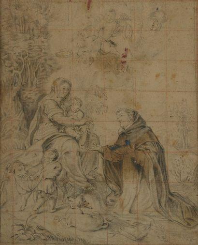 Abraham van DIEPENBEEK, entourage de (1596-1675)