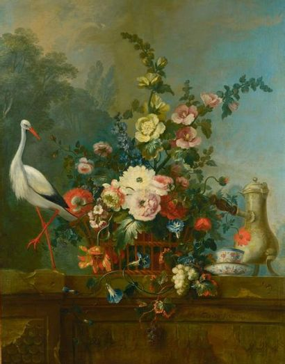 Jean-Marc LADEY (c. 1710-1749)