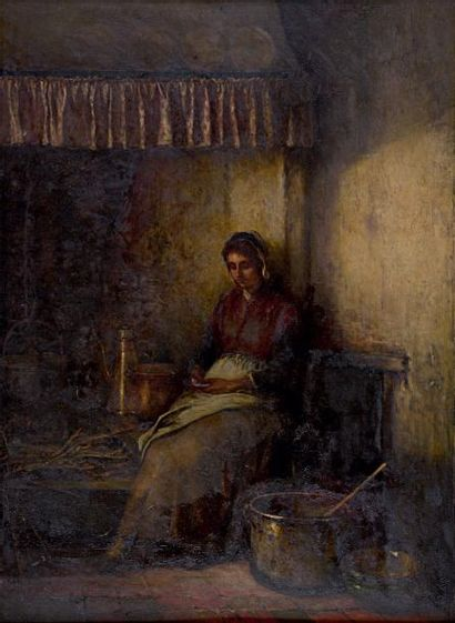 Ernest SLINGENEYER (1820-1894)