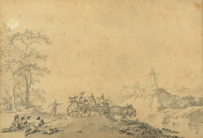 Jean-Baptiste LE PRINCE (1734-1781)