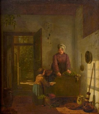 Louise Adéone DROLLING (1797-1831)