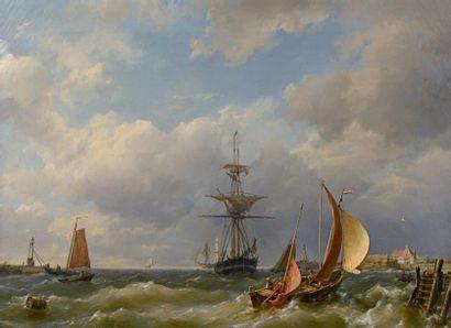 Hermanus KOEKKOECK (1815-1882)