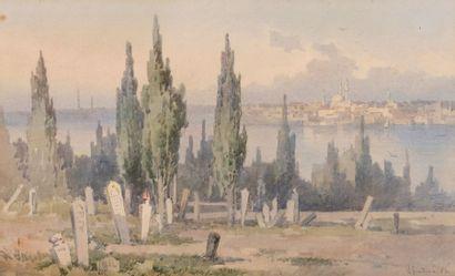 Angelos GIALLINA (1857-1939)