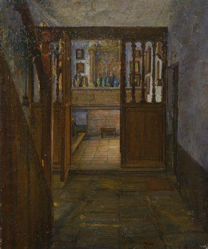 lEON CASSEL (1873-1961)