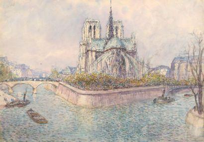 Fernand TRUFFAU (1866-1955)