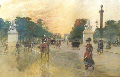 George STEIN (1870-1955)