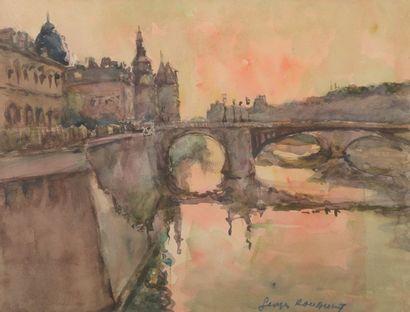 Georges-Dominique ROUAULT (1904-2002)
