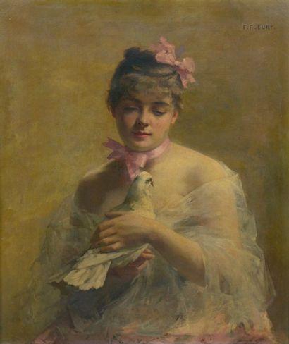 Fanny FLEURY (née en 1848)