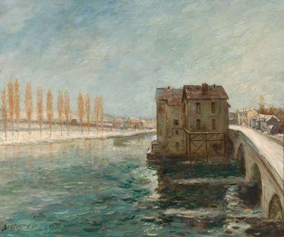 Alfred SISLEY (1839 - 1899)