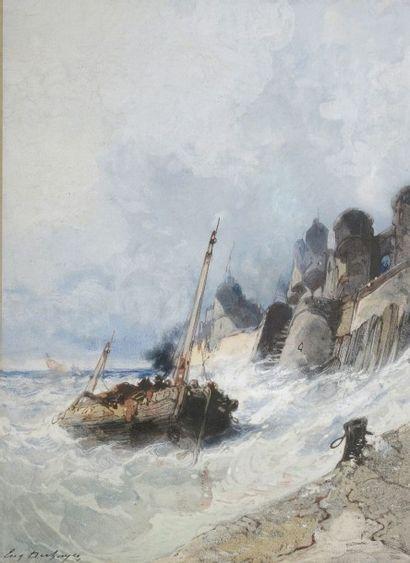 Eugène DEHAYES (1828-1890)