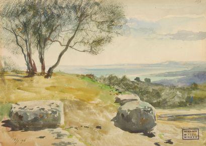 Alexis MOSSA (1844-1926)