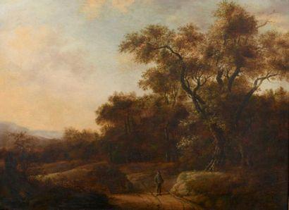Atelier de Jacob Isaac Van RUYSDAEL (1628-1682)