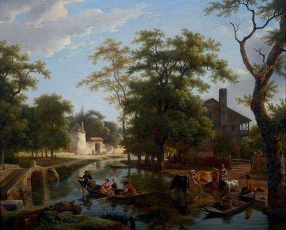 Jean-Louis DEMARNE (1752/54 -1829)