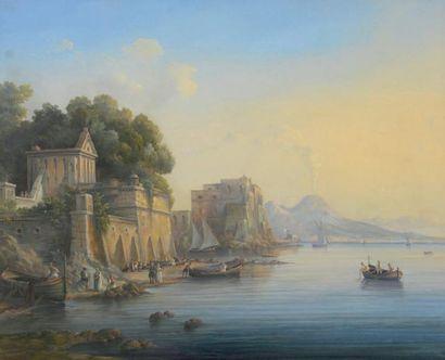 Ecole Italienne du XIXe siècle