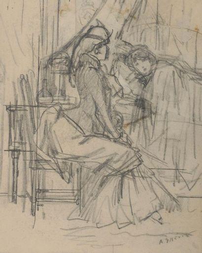 Alfred GREVIN (1827-1892)