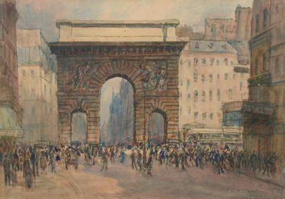 Fernand TRUFFAUT (1866-1955)
