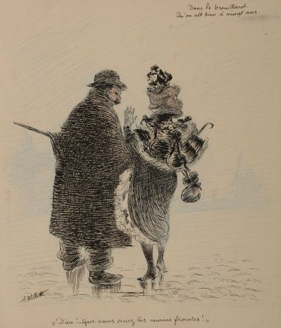 Adolphe WILLETTE (1867-1926)