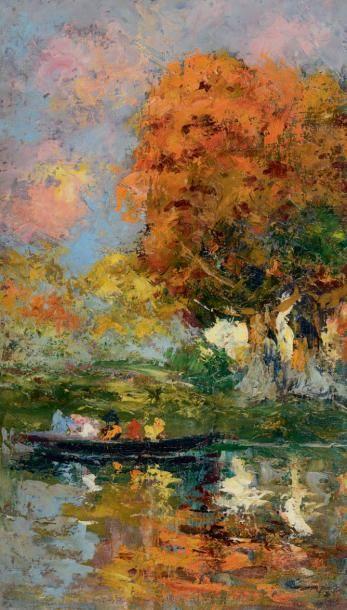 Charles Henri Gaston DAGNAC-RIVIERE (1864-1945)