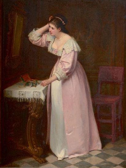 Léon DELACHAUD (1850-1919)
