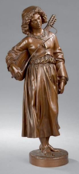 Alexandre FALGUIERE (1831-1900)