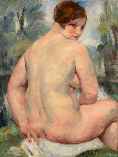 Attribué à Charles KVAPIL (1884-1957)