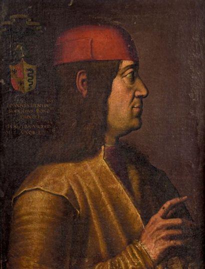 École ITALIENNE du XVIIe siècle, suiveur de Lorenzo COSTA