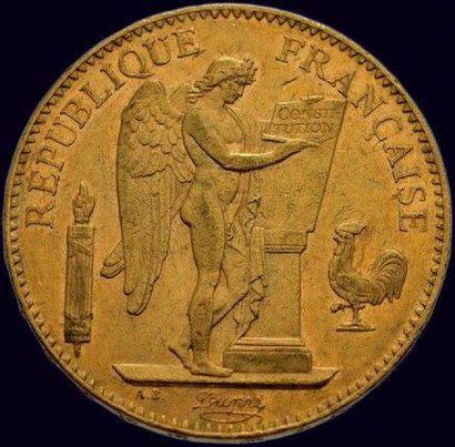 3e République (1871-1940) 100 francs 1900...